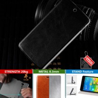 Jual Flipcover MOFI Leather Stand Slim Flip Case Casing LG Google Nexus 5 Murah