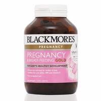 Blackmores - Pregnancy & Breast-feeding Gold - 120 Caps