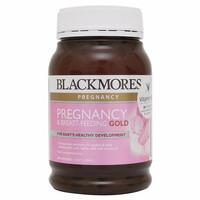 Blackmores Pregnancy & Breast-feeding Gold - 180 Caps