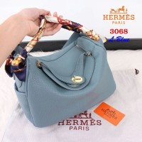 Hermes lindy double twilly -3068