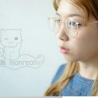 Kacamata Round Glasses SG010 Import Cosplay HQ aksesoris ullzzang