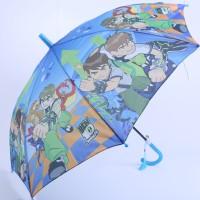 Payung Karakter Anak Ben 10 ben10 Cowok Biru . Hadiah Gift Mainan Anak