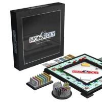 Jual Monopoly Onyx Edition - Original by Hasbro - Parker Murah