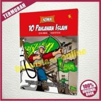 Komik 10 Pahlawan Islam - Buku Anak Muslim Penerbit Al Kautsar