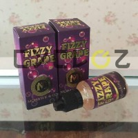 FIZZY GRAPE 30ml 3mg Malay Premium Liquid | Fizi Fizzi Fizy