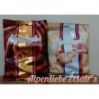 Permen Alpenliebe Eclairs Chocolate Caramel