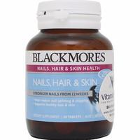 Blackmores Nails Hair And Skin - 60 Tab
