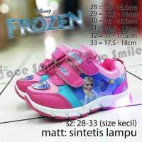 Jual Sepatu Anak Perempuan Frozen TMN 336 Murah
