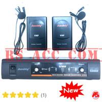 harga Mic Wireless Jueshiy Addons Clip On 1 Pasang ( Original ) Tokopedia.com