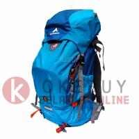 harga Tas Ransel Hiking/carrier Eiger Rhinos 1241 60l Blue + Rain Cover Tokopedia.com