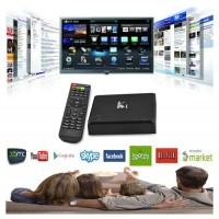 Android DVB-T2 (Digital TV), support DLNA, Miracast, Airplay, Google