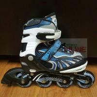harga Sepatu Roda Anak Inline Skate YH A002 - Biru Tokopedia.com