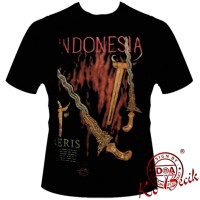 harga Kaos Seni dan Budaya Indonesia Ko' Becik - Keris Tokopedia.com