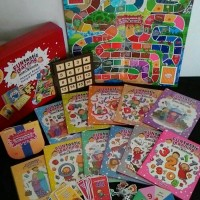 [FREE ONGKIR] FUNtastic Learning with Nabil & Naura