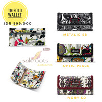 Trifold Wallet Sakroots