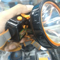 harga HEADLAMP / SENTER KEPALA DONY KC-169 LED KUNING BELOR FOKUS Tokopedia.com