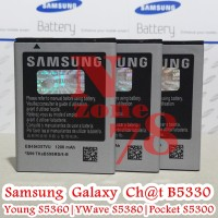 Baterai Samsung Galaxy Chat B5330 Original 100% Sein