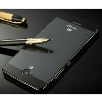 Jual Alumunium Tempered Glass Back Cover for Xiaomi Redmi Note 2 / Prime Murah