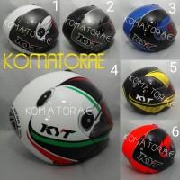 Harga Helm Full Face Kyt Travelbon.com