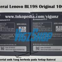 Baterai  Battery Batre Lenovo A830 S880 S890 K860I K860 BL198 Original