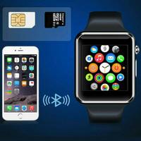 Smartwatch A1 support sim card, memory card dan kamera