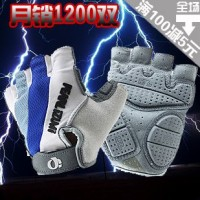 Jual Pearl Izumi Tri-D System Bike Gloves Half Finger for Outdoor Cycling Murah