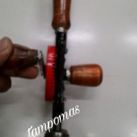 Mesin Bor Tangan Bor Manual Hand Drill 10mm