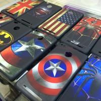 Hardcase Gambar Marvel iPhone 7 4.7 4,7 Case/Mancase/Heroes/Comic/Hard