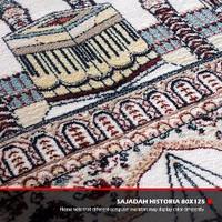 SALE..[Limited Edition] Sajadah Import Historia Wool Sutera 80x125cm M