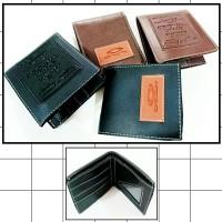 dompet kulit semi oakley levis dompet cowok