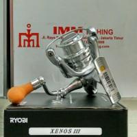 harga Reel RYOBI XENOS III 1000 Tokopedia.com