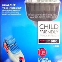 Jual PEMOTONG RAMBUT Philips HC-3426 Hair Clipper mesin pencukur cukur alat Murah