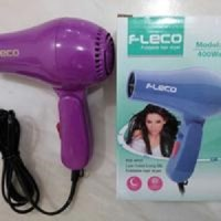 Jual Mini Fleco 258 Hairdryer Hair Dryer Pengering rambut Hairdrayer Murah