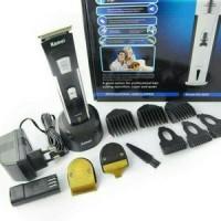 Jual HAIR CLIPPER Kemei KM-3006 Pencukur rambut pemotong mesin cukur alat Murah