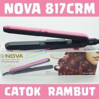 The Best Catok Nova NHC 817RCM Catokan pelurus rambut