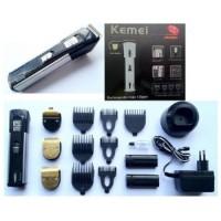 Jual PEMOTONG RAMBUT Kemei KM-3006 Hair Clipper mesin pencukur cukur alat Murah
