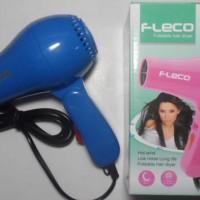 Jual PENGERING rambut Hairdryer Mini Fleco 258 Hair Dryer Hairdrayer Murah