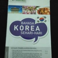 Kesaint Blanc - Bahasa Korea Sehari-Hari + CD Audio