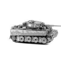 3D PUZZLE metal Tank TIGER I
