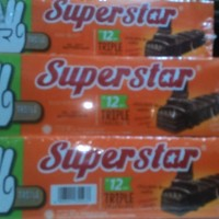 Wafer Cokelat Superstar