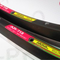 Rims ARAYA AR-713 32H Road Bike / Balap 700c (2pcs)
