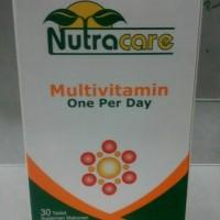harga Nutracare Multivitamin Tokopedia.com