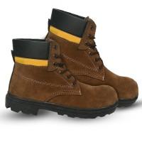 Sepatu Safety Pria Wanita Boots High Quality Diskon Obral Spatu Boots