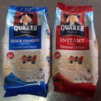Jual Quaker Oat Meal 200gr Buy 1 Get 1 Free Cek Harga Di Pricearea Com