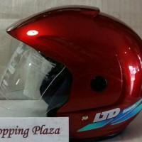 harga Helm LTD merah SNI Tokopedia.com