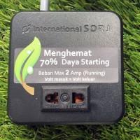I - SORJ Soft Starter 2A / 440W - Penghemat Listrik Tarikan Awal