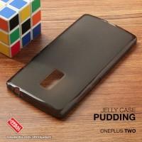 Softcase Jelly Silikon Slim Back TPU Soft Case Casing OnePlus Two / 2