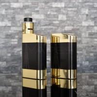 Vapor / Vape Rig Pig Kit Gold rigpig mechanical mod vaping