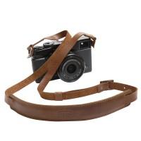 Strap Kulit Coklat Havana kamera Mirrorless sony olympus fujifilm MR01
