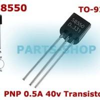 S8550 8550 / 8550SS 500mA 40v pnp transistor DIP TO-92